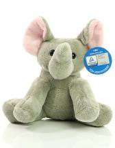 MiniFeet® Zoo Animal Elephant Linus