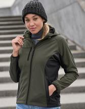 Women´s Hooded Lightweight Performance Softshell Jacket
