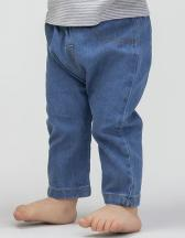 Baby Rocks Denim Trousers