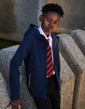 Kids Octagon 3-layer Hooded Softshell Jacket